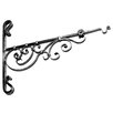 <strong>DJA Imports</strong> Ornate Steel Sign Holder