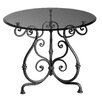 DJA Imports Ornate Table Base