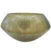 DK Living Vertical Hand-Cut Decorative Bowl