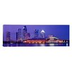 iCanvasArt Panoramic Building at The Waterfront, Tampa, Florida, Photographic Print on Canvas