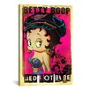 iCanvas Betty Boop Red Hot Babe Graphic Art on Canvas