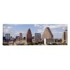 iCanvas Panoramic Buildings in a City, Town Lake, Austin, Texas, Photographic Print on Canvas