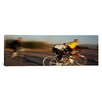 <strong>iCanvasArt</strong> Panoramic Bicycle Race Tucson, Arizona Photographic Print on Canvas