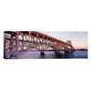 iCanvas Panoramic South Grand Island Bridge, New York Photographic Print on Canvas