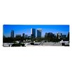 <strong>iCanvasArt</strong> Panoramic Buildings and Skyscrapers in a City, Century City, City of Los Angeles, California Photographic Print on Canvas
