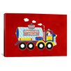 "<strong>iCanvasArt</strong> Shelly Rasche ""Chocolate Milk Truck"" Canvas Wall Art"