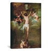 iCanvasArt 'Christ Attended by Angels Holding Chalices' by Peter Paul Rubens Painting Print on Canvas