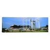 iCanvas Panoramic Kauffman Stadium, Kansas City, Missouri Photographic Print on Canvas