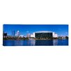iCanvasArt Panoramic Buildings at the Waterfront, St. Pete Times Forum, Tampa, Florida Photographic Print on Canvas