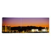 iCanvas Panoramic Buildings in a City Lit Up at Night, Las Vegas, Nevada Photographic Print on Canvas