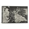 iCanvasArt 'Auti Te Pape 1893-1894' by Paul Gauguin Painting Print on Canvas