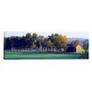 iCanvas Panoramic Barn Baltimore County MD Photographic Print on Canvas
