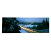 iCanvas Panoramic Spendard Thruway, Anchorage and Westchester Lagoon, Alaska Photographic Print on Canvas