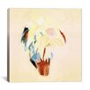 "<strong>""Blumentopf"" Canvas Wall Art by August Macke</strong> by iCanvasArt"