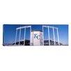 iCanvas Panoramic Kauffman Stadium, Kansas City, Missouri Photographic Print on Canvas
