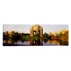 iCanvas Panoramic Buildings at the Waterfront Palace of Fine Arts, San Francisco, California Photographic Print on Canvas