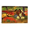 iCanvas 'Arearea, 1892' by Paul Gauguin Painting Print on Canvas