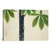iCanvasArt 'Cicada' by Omoda Seiju Painting Print on Canvas