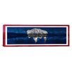 iCanvas Wyoming Flag, Grand Teton National Park Panoramic Graphic Art on Canvas