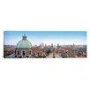 iCanvas Panoramic Church in a City, Prague, Czech Republic Photographic Print on Canvas