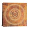 "iCanvas ""Circle II"" Canvas Wall Art by Erin Clark"