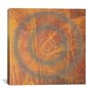 "iCanvasArt ""Circle I"" Canvas Wall Art by Erin Clark"
