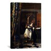 iCanvas 'Allegory of The Faith' by Johannes Vermeer Painting Print on Canvas