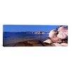 iCanvasArt Panoramic Boulders at The Coast, Lake Tahoe, California Photographic Print on Canvas