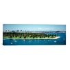 iCanvas Panoramic Coronado Bridge, San Diego, California Photographic Print on Canvas
