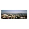 iCanvas Panoramic Buildings in a City, Hollywood, City of Los Angeles, California Photographic Print on Canvas