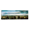 iCanvas Panoramic Buildings in a city, Empire State Building, Manhattan, New York Photographic Print on Canvas