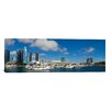 iCanvas Panoramic Buildings in a City, San Diego Convention Center, Marina District, California Photographic Print on Canvas