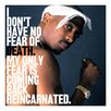 <strong>iCanvasArt</strong> 2Pac Tupac Shakur Quote Canvas Wall Art