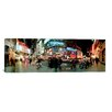 iCanvas Panoramic 360 Degree View of a City at Dusk, Broadway, Manhattan, New York City Photographic Print on Canvas