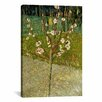 <strong>iCanvasArt</strong> 'Almond Tree in Blossom' by Vincent van Gogh Painting Print on Canvas