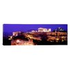 <strong>iCanvasArt</strong> Panoramic Acropolis, Athens, Greece Photographic Print on Canvas