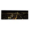 iCanvas Panoramic Aerial View of a City, New York City, New York State Photographic Print on Canvas