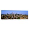 iCanvas Panoramic Aerial View of a City, New York City Photographic Print on Canvas