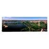 iCanvas Panoramic Aerial Washington, D.C Photographic Print on Canvas
