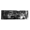 iCanvas Panoramic Aerial View of a City at Night, Midtown Manhattan, New York City Photographic Print on Canvas