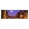 iCanvas Panoramic City at Night, San Francisco, California Photographic Print on Canvas