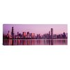 iCanvas Panoramic City on the Waterfront, Chicago, Illinois Photographic Print on Canvas