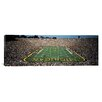 iCanvas Panoramic University of Michigan Stadium, Ann Arbor, Michigan Photographic Print on Canvas