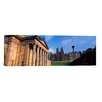 iCanvasArt Panoramic Art Museum Edinburgh Scotland Photographic Print on Canvas