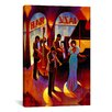 iCanvas 'At the Top' by Keith Mallett Graphic Art on Canvas