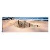iCanvasArt Panoramic Outer Banks, North Carolina Photographic Print on Canvas