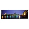 iCanvas Panoramic Grand Canal, Venice, Italy Photographic Print on Canvas