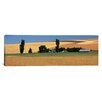 iCanvas Panoramic Farm Saint John, Washington State Photographic Print on Canvas