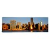iCanvas Panoramic Skyline, Manhattan, New York State Photographic Print on Canvas