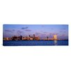 iCanvas Panoramic Sunset San Diego, California Photographic Print on Canvas